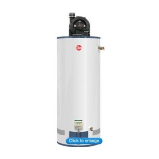 Rheem PowerVent 50 Gallon Natural Gas Water Heater   43VP50E2