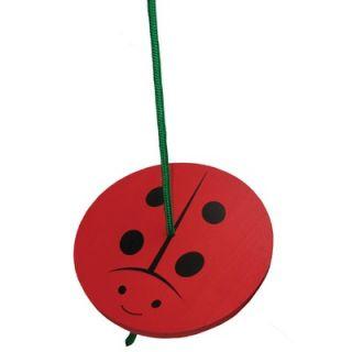 Sassafras Kids Ladybug Tree Swing