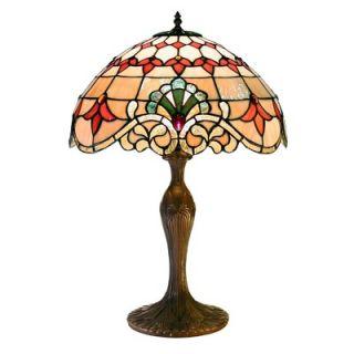 Warehouse of Tiffany Tiffany Style Classic Table Lamp   2478+BB06