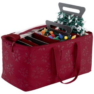 Classic Accessories Holiday Lights Storage Duffel   57 007 014301 00