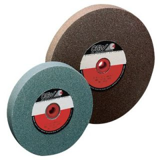 CGW Abrasives Resin Fibre Discs, Silicon Carbide   7 x 7/8 16 grit sc