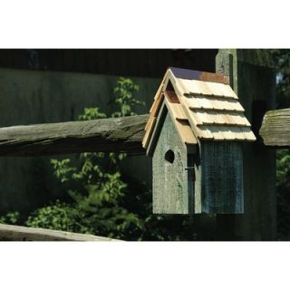 Heartwood Blue Bird Manor Bird House