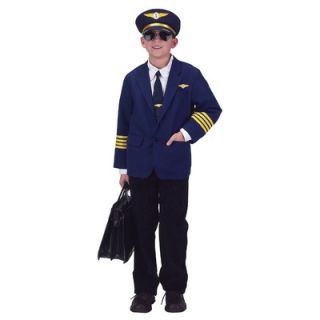 Aeromax Jr Airline Pilot Child Costume   AAP 68 / AAP 46