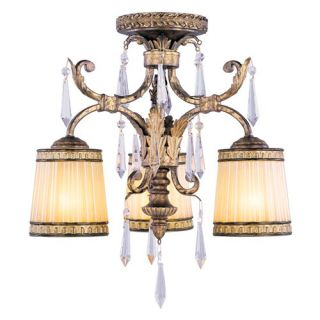 Livex Lighting La Bella 12 Light Chandelier   8809 65