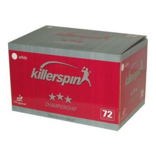 Killerspin KS Champion Ping Pong Balls   72 Pack