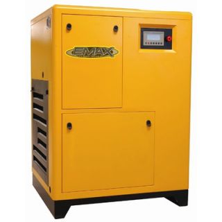 EMAX 75 HP 3PH Variable Speed Drive Rotary Screw air Compressor