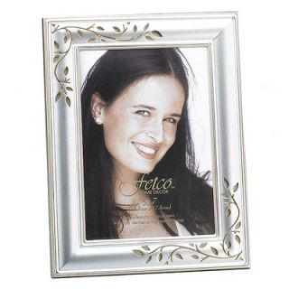 Fetco Home Decor Pierced Metals Ellicott Matte Picture Frame
