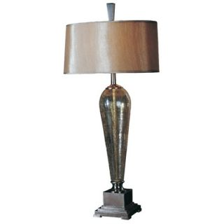 Uttermost Celine Iridescent Glass Table Lamp