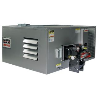 MX Series 200000 BTU 80 Gallon Ductable Waste Oil Heater with Wall