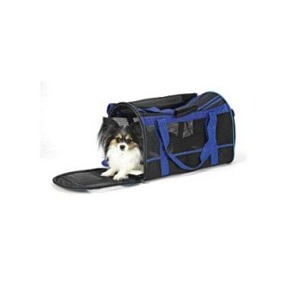 Ethical Pet Travel Gear Front Pouch Pet Carrier in Black   5180/82