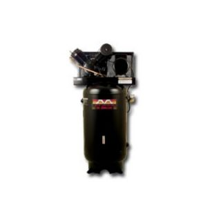 Powermate Two Stage Cast Iron Industrial Air Compressor   IV5248069