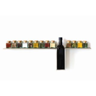 Spice Racks and Containers Container, Wooden, Wall