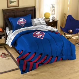 MLB Philadelphia Phillies Twin Bed in Bag Set
