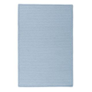 Colonial Mills Simply Home Solids Federal Blue Rug