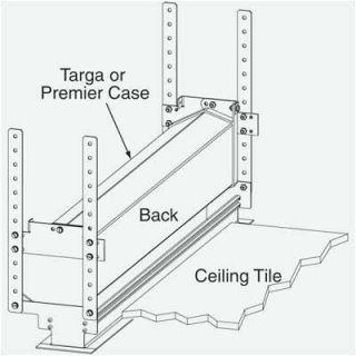 Draper Ceiling Opening Trim Kit for Premier and Targa Screens