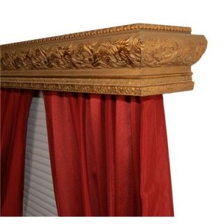 bcl drapery hardware urn curtain rod in antique silver decor