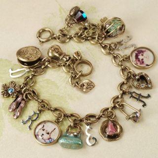 Sweet Romance Dream Charm Bracelet   SR_BR108