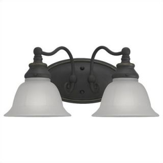 Sea Gull Lighting Canterbury Wall Sconce in Antique Bronze   Energy