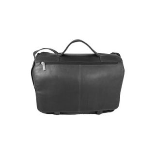 David King Full Flap Expandable Briefcase