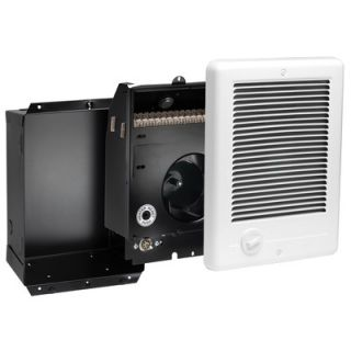 Cadet Com Pak Plus 240V Fan Forced Wall Heater in White   CSC102TW