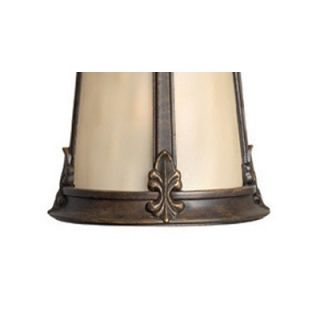 Hinkley Lighting Coventry Small Outdoor Wall Lantern in Regency Bronze