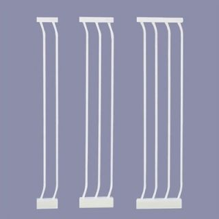 Bindaboo White Extra Tall Gate Extensions