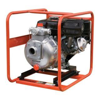 126 GPM Honda GX   240 High Pressure Pump