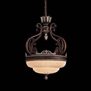 Metropolitan by Minka Vizcaya 3 Light Pendant   N6413 126