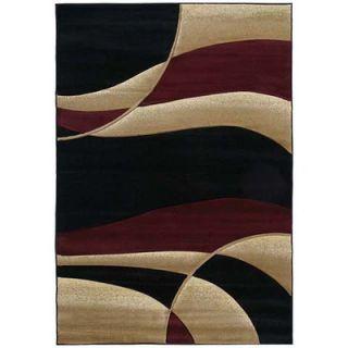 Weavers of America Genesis Dream Catcher Crimson Rug   130 52136