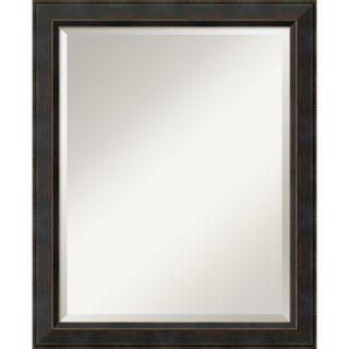 Amanti Art Hemingway Large Mirror in Dark Bronze   DSW01013