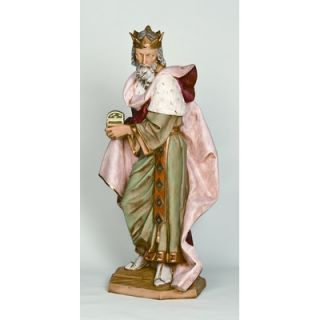 Fontanini 50 Scale Standing King Melchior Figurine