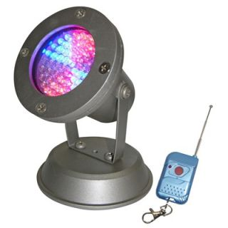 Alpine 60 Super Bright Led Changing Pond Light with Wireless