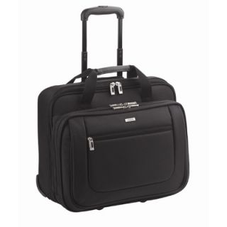 SOLO Classic Laptop Rolling Case in Black