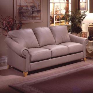 Top Furniture Designer Faux Leather Sofa in Black   136 Black Sofa