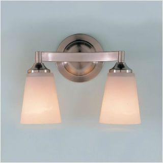Feiss Paris Moderne Vanity Light in Brushed Steel   VS9402 BS