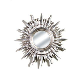 CompoClay Modern Sunburst Mirror