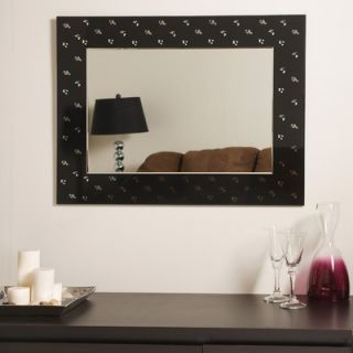 Decor Wonderland Carnagie Hall Framed Wall Mirror   SSM481 1