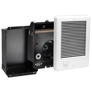 Com Pak Plus 2000W Fan Forced Wall Heater in White