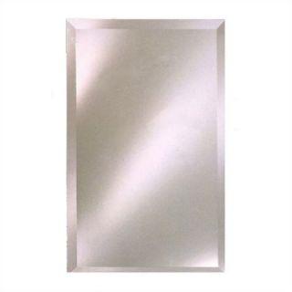 Afina Radiance Rectangular Frameless Wall Mirror   RM   6XX