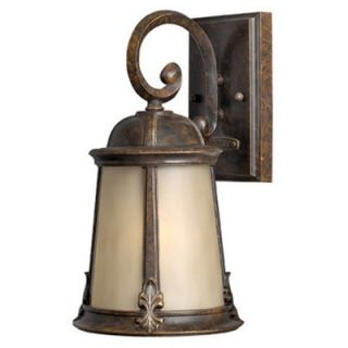 Hinkley Lighting Coventry Outdoor Wall Lantern in Regency Bronze with
