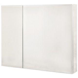 Pegasus Bi View Beveled Mirrored Medicine Cabinet