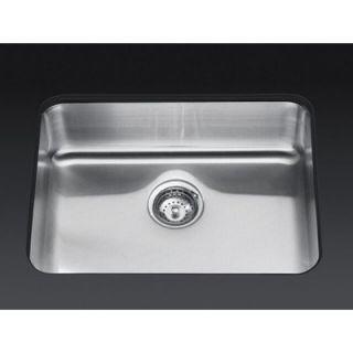 Kohler Undertone 9.5 Extra Large Squared Undermount Kitchen Sink