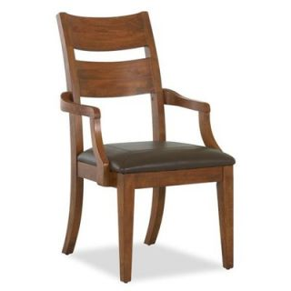 Klaussner Furniture Urban Craftsmen Dining Arm Chair in