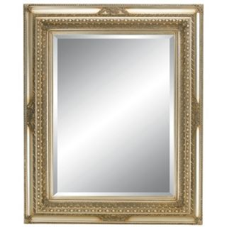 Imagination Mirrors French Country Wall Mirror in Burnt Silver