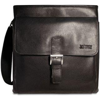 Jack Georges Soho Crossover Bag in Black