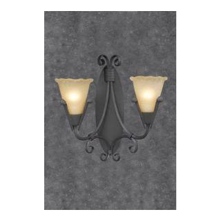 PLC Lighting Versailles Vanity Light in Oil Rubbed Bronze   72322