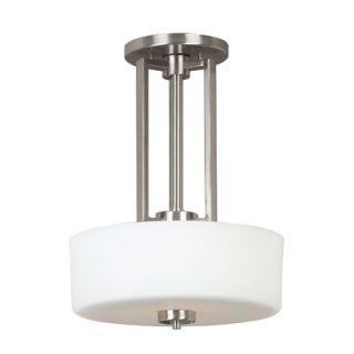 Kenroy Home Encounters 2 Light Convertible Pendant
