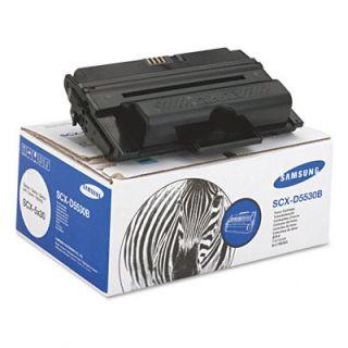 Samsung SCXD5530B Laser Cartridge, Extra High Yield, Black