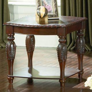 Steve Silver Furniture Antoinette End Table