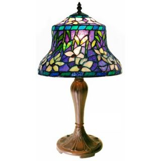 Warehouse of Tiffany Blue Table Lamp   1944+MB178